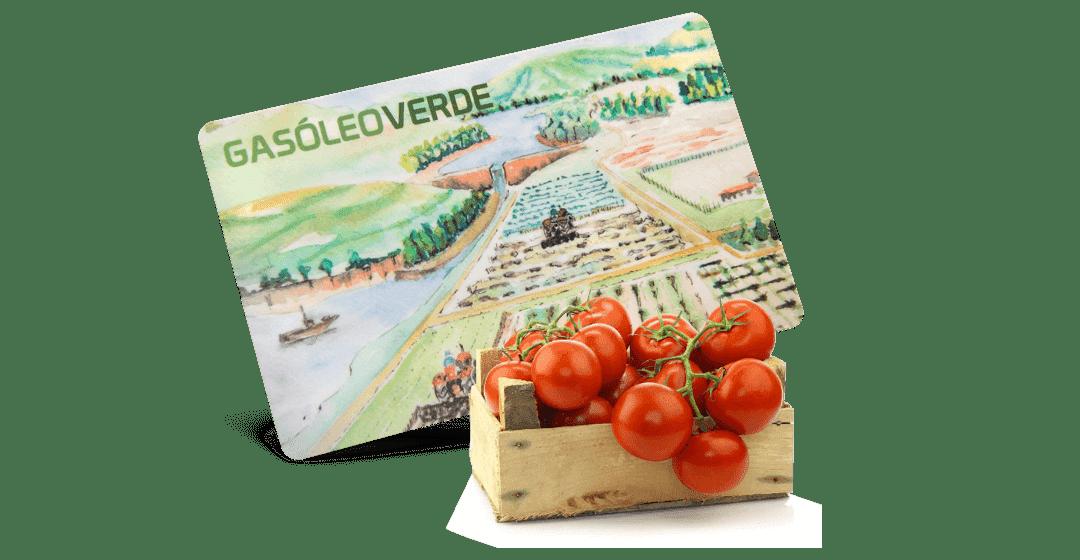 Peça o seu cartão Gasóleo Verde para poder abastecer com Gasóleo Colorido