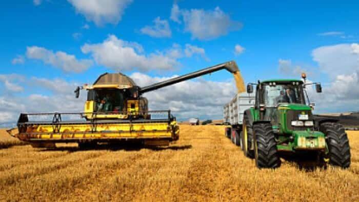 Utilize Hi AgroPro para abastecer as máquinas automotrizes do seu negócio