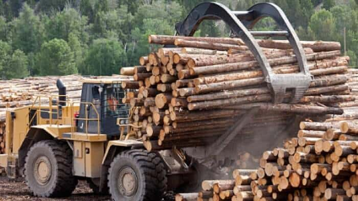 Utilize Hi AgroPro para abastecer as máquinas de exploração florestal do seu negócio