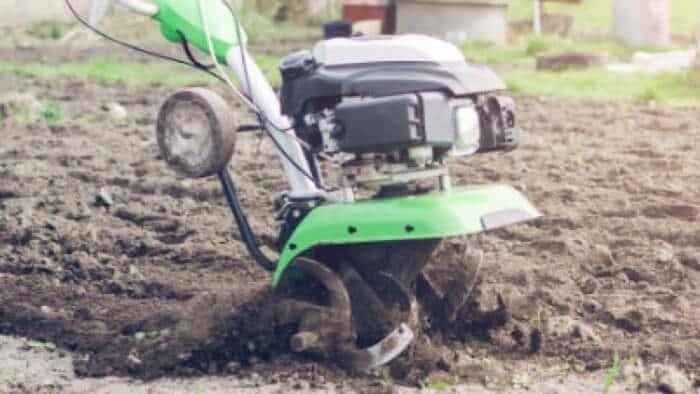 Utilize Hi AgroPro para abastecer as motoenxadas do seu negócio