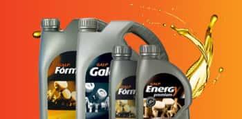 Melhore a performance das suas máquinas com os lubrificantes Galp