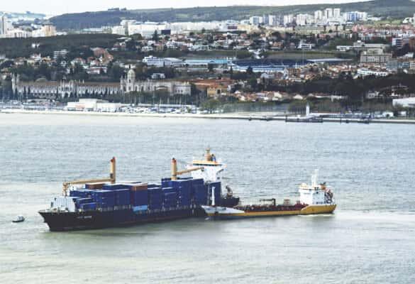 Conheça as soluções Galp para o setor da marinha