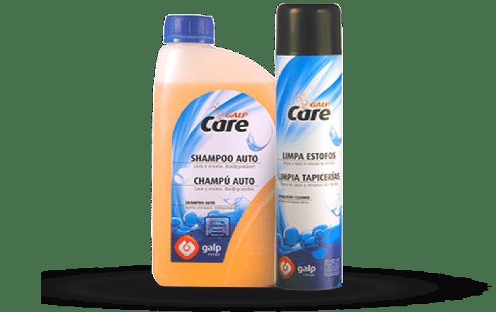 Descubra os produtos de limpeza, disponíveis nos postos Galp