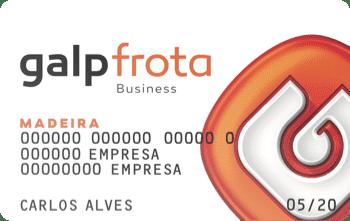 Conheça o cartão Galp Frota Business para a Madeira