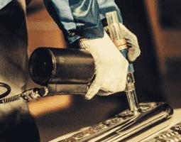 Descubra qual o lubrificante para ferramentas pneumáticas