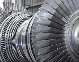 Conheça as soluções Galp para turbinas