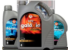 Encontre o lubrificante Galp ideal para a sua frota
