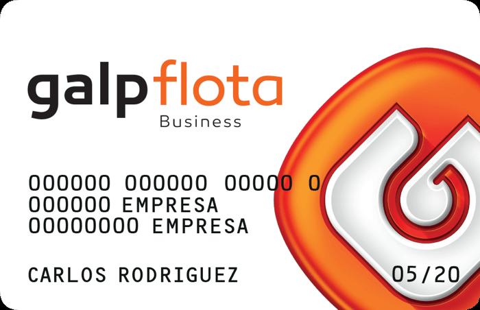 Registrate si ya tienes la tarjeta Galp Flota Business