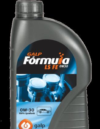 Más información sobre el lubricante Galp Fórmula