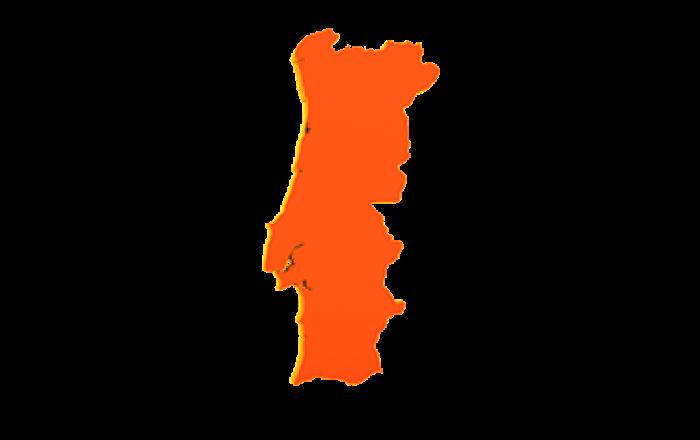Presencia total en Portugal